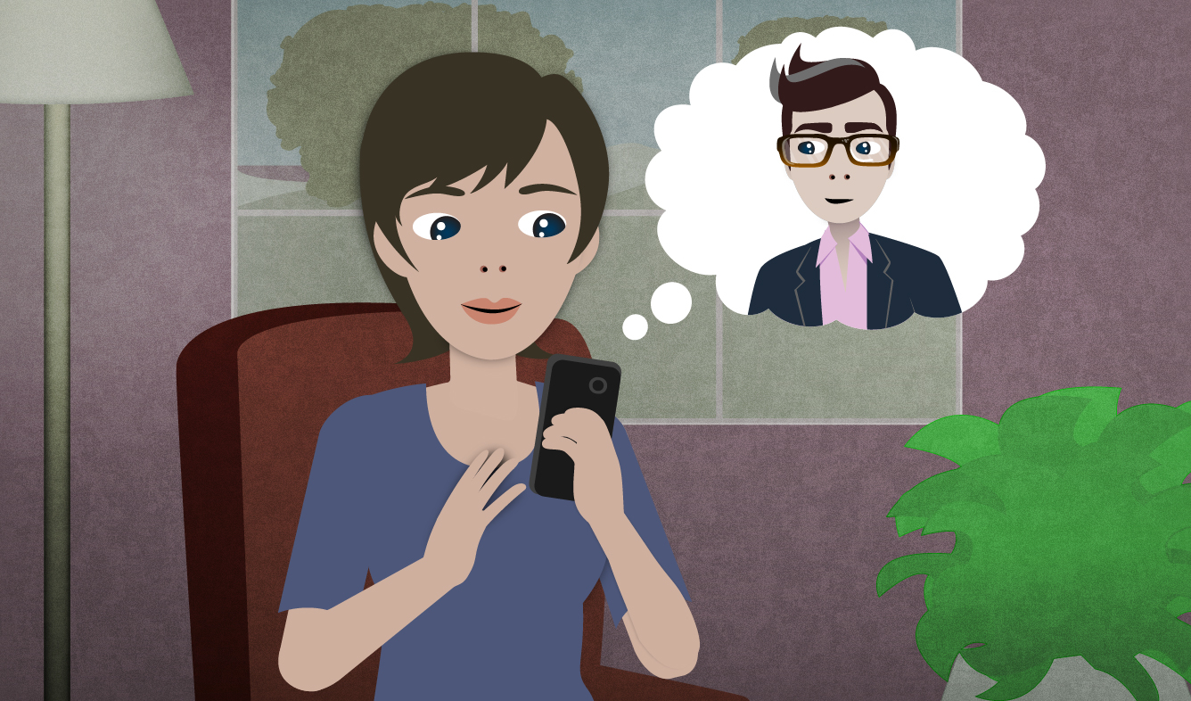 English Lesson: My ideal guy is someone who is confident without being cocky or arrogant.