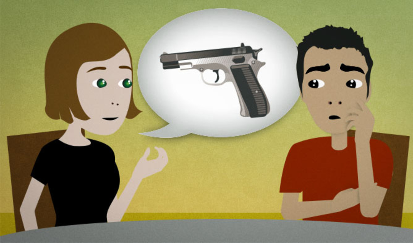 English Lesson: Where do you stand on gun control?
