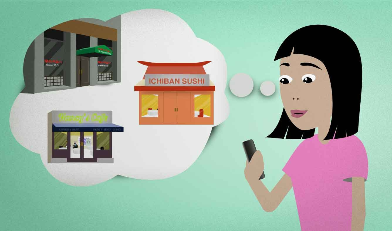 English Lesson: I'm open to other suggestions, though.